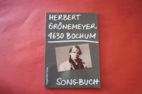 Herbert Grönemeyer - 4630 Bochum (ältere Ausgabe)  Songbook Notenbuch Piano Vocal Guitar PVG