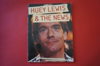 Huey Lewis & The News - Collection  Songbook Notenbuch Piano Vocal Guitar PVG