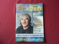 Hugues Aufray - Top Aufray  Songbook Notenbuch Piano Vocal Guitar PVG