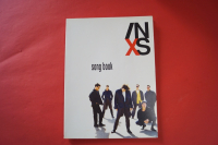 INXS - Songbook  Songbook Notenbuch Piano Vocal Guitar PVG