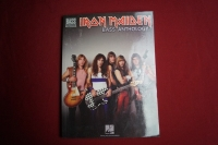 Iron Maiden - Bass Anthology  Songbook Notenbuch Vocal Bass