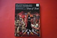 Iron Maiden - Dance of Death  Songbook Notenbuch Vocal Guitar