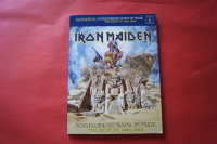Iron Maiden - Somewhere Back in Time (Best of)  Songbook Notenbuch Vocal Guitar