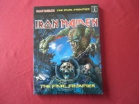 Iron Maiden - The Final Frontier  Songbook Notenbuch Vocal Guitar