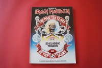 Iron Maiden - The First Ten Years (Best of)  Songbook Notenbuch Vocal Guitar