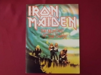 Iron Maiden - The Number of the Beast  Songbook Notenbuch Vocal Guitar