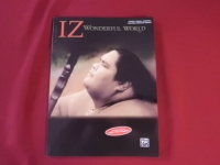 Iz - Wonderful World Songbook Notenbuch Piano Vocal Guitar PVG