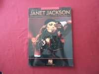 Janet Jackson - Best of  Songbook Notenbuch Piano Vocal Guitar PVG