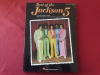 Jackson Five - Best of  Songbook Notenbuch Piano Vocal Guitar PVG