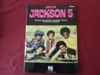 Jackson Five - Best of Songbook Notenbuch Vocal Easy Piano