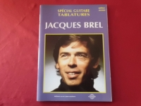Jacques Brel - Les plus grands Chansons  Songbook Notenbuch Vocal Guitar