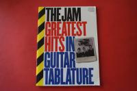 Jam - Greatest Hits  Songbook Notenbuch Vocal Guitar