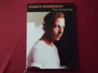 James Morrison - The Awakening  Songbook Notenbuch Piano Vocal Guitar PVG
