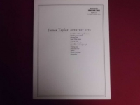 James Taylor - Greatest Hits  Songbook Notenbuch Vocal Guitar