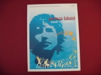 James Blunt - Back to Bedlam  Songbook Notenbuch Easy Piano Vocal