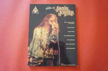 Janis Joplin - Best of  Songbook Notenbuch Vocal Guitar