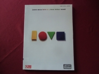 Jason Mraz - Love is a Four Letter Word  Songbook Notenbuch Piano Vocal Guitar PVG