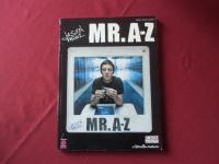 Jason Mraz - Mr. A-Z  Songbook Notenbuch Piano Vocal Guitar PVG