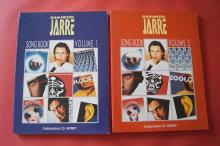 Jean Michel Jarre - Songbook Vol. 1 & 2  Songbooks Notenbücher Piano