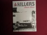 Killers - Sam´s Town  Songbook Notenbuch Vocal Guitar