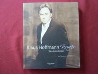 Klaus Hoffmann - Sämtliche Lieder  Songbook Vocal (nur Texte)
