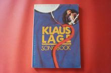 Klaus Lage - Songbook  Songbook Notenbuch Vocal Guitar