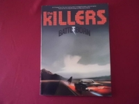 Killers - Battleborn  Songbook Notenbuch Piano Vocal Guitar PVG