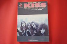 Kiss - Best of  Songbook Notenbuch Vocal Guitar