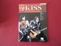 Kiss - Guitar Playalong (mit Audio-Code)  Songbook Notenbuch Vocal Guitar