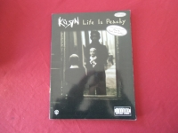 Korn - Life is peachy  Songbook Notenbuch Vocal Guitar