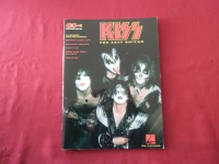 Kiss - For Easy Guitar  Songbook Notenbuch Vocal Easy Guitar