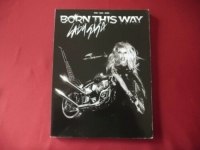 Lady Gaga - Born this way  Songbook Notenbuch Piano Vocal Guitar PVG