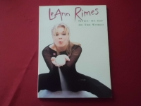 LeAnn Rimes - Sittin on Top of the World  Songbook Notenbuch Piano Vocal Guitar PVG