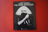 Lady Gaga - The Fame Monster  Songbook Notenbuch Piano Vocal Guitar PVG