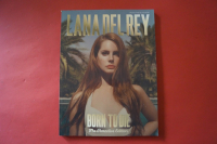 Lana del Rey - Born to die  Songbook Notenbuch Piano Vocal Guitar PVG