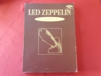 Led Zeppelin - Classics  Songbook Notenbuch Vocal Guitar