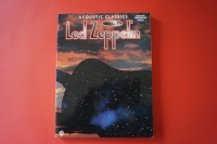 Led Zeppelin - Acoustic Classics Vol. 2  Songbook Notenbuch Vocal Guitar