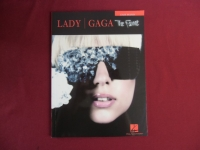 Lady Gaga - The Fame  Songbook Notenbuch Vocal Easy Piano