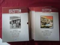 Led Zeppelin - 1-5 (in Box)  Songbooks Notenbücher Vocal Guitar