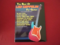 Led Zeppelin - Best of for Guitar  Songbook Notenbuch Vocal Guitar