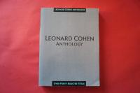 Leonard Cohen - Anthology (ältere Ausgabe)  Songbook Notenbuch Piano Vocal Guitar PVG