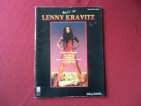 Lenny Kravitz - Best of Songbook Notenbuch Piano Vocal Guitar PVG
