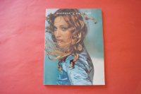 Madonna - Ray of Light  Songbook Notenbuch Piano Vocal Guitar PVG