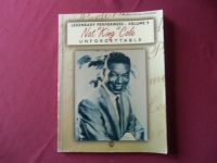 Nat King Cole - Unforgettable  Songbook Notenbuch Piano Vocal Guitar PVG