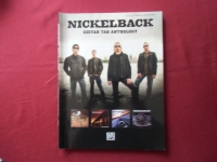 Nickelback - Guitar Tab Anthology  Songbook Notenbuch Vocal Guitar
