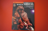 Nirvana - Best of (Signature Licks, mit CD)  Songbook Notenbuch Vocal Guitar