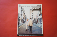 Oasis - What´s the Story Morning Glory  Songbook Notenbuch Piano Vocal Guitar PVG