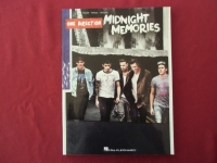 One Direction - Midnight Memories  Songbook Notenbuch Piano Vocal Guitar PVG
