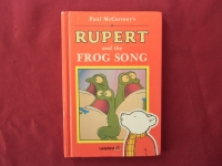 Paul McCartney - Rupert and the Frog Song (Hardcover) Songbook Notenbuch Piano Vocal Guitar PVG
