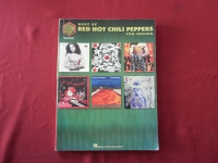 Red Hot Chili Peppers - Best of for Drums Songbook Notenbuch Vocal Drums